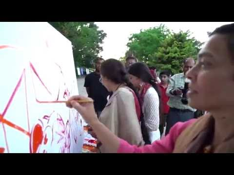 National Contemporary Women Artist Painting Camp 2016 in association with Lalit Kala Akademi
