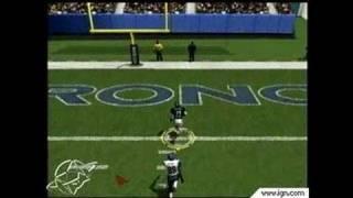 NFL Fever 2003 Xbox Gameplay_2002_05_20_1
