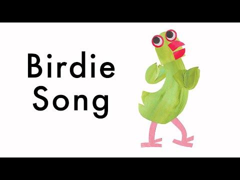 Birdie Song - The Tweets (Happy Dancing Parrot)