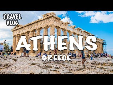 Athens, Greece - Travel VLOG