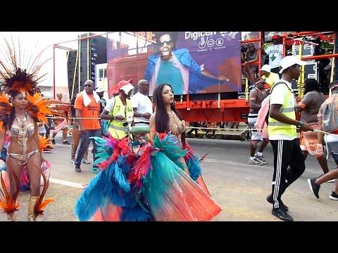 Trinidad Carnival Tuesday 2016 - Clip 2 (Tribe Mas Band)