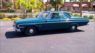 1964 Plymouth Belvedere 426 Wedge Tudor Hardtop