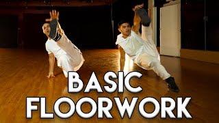 Easy floor work (Strip That Down)  (Hip Hop Dance Moves Tutorial) | MihranTV