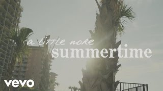 Jason Aldean - A Little More Summertime (Lyric Video)