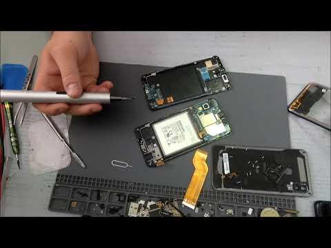 Samsung SM-A405 Galaxy A40 - Замена дисплейного модуля (screen Replacement).