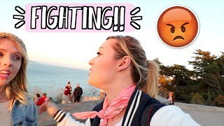 How Ashley and I Fight!! AlishaMarieVlogs