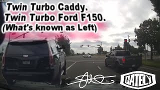 Twin Turbo 1000hp Escalade Twin Turbo Ecoboost Ford F150 (What's Known as Left)