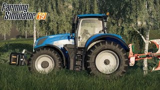 Oficjalny trailer z Farming Simulator 19 *uprawa pola | siewy*