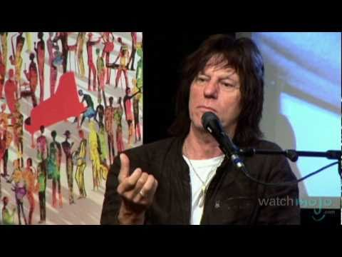 Guitar Hero Jeff Beck Discusses His Career