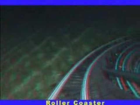ジェットコースター 3D roller Coaster