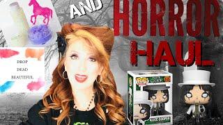 Drop Dead Beautiful Cosmetics And Horror Haul