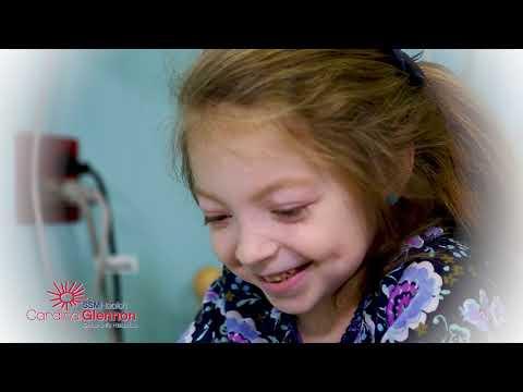 Messages of Hope — Kennedy Berger — SSM Health Cardinal Glennon Children's Hospital