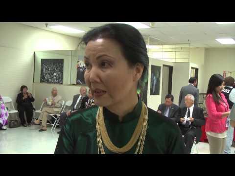 Nữ Tài Tử Kiều Chinh  Kỷ Niệm 25 Năm Thành Lập Khu Vực Little Saigon