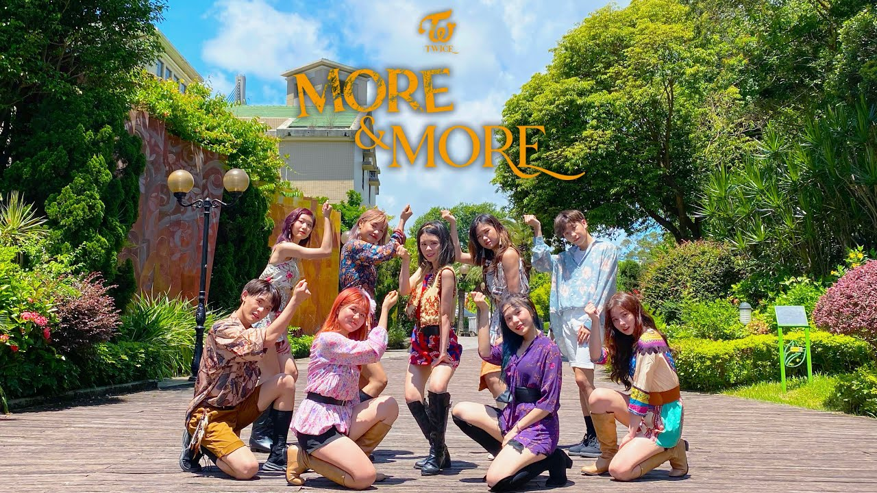 "[KPOP IN PUBLIC] TWICE ""MORE & MORE"" Dance Cover by SNDHK from Hong Kong"