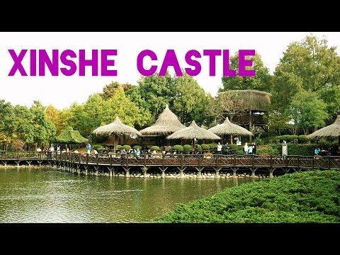 Xinshe Castle Taichung bak istana Tersembunyi di Taiwan