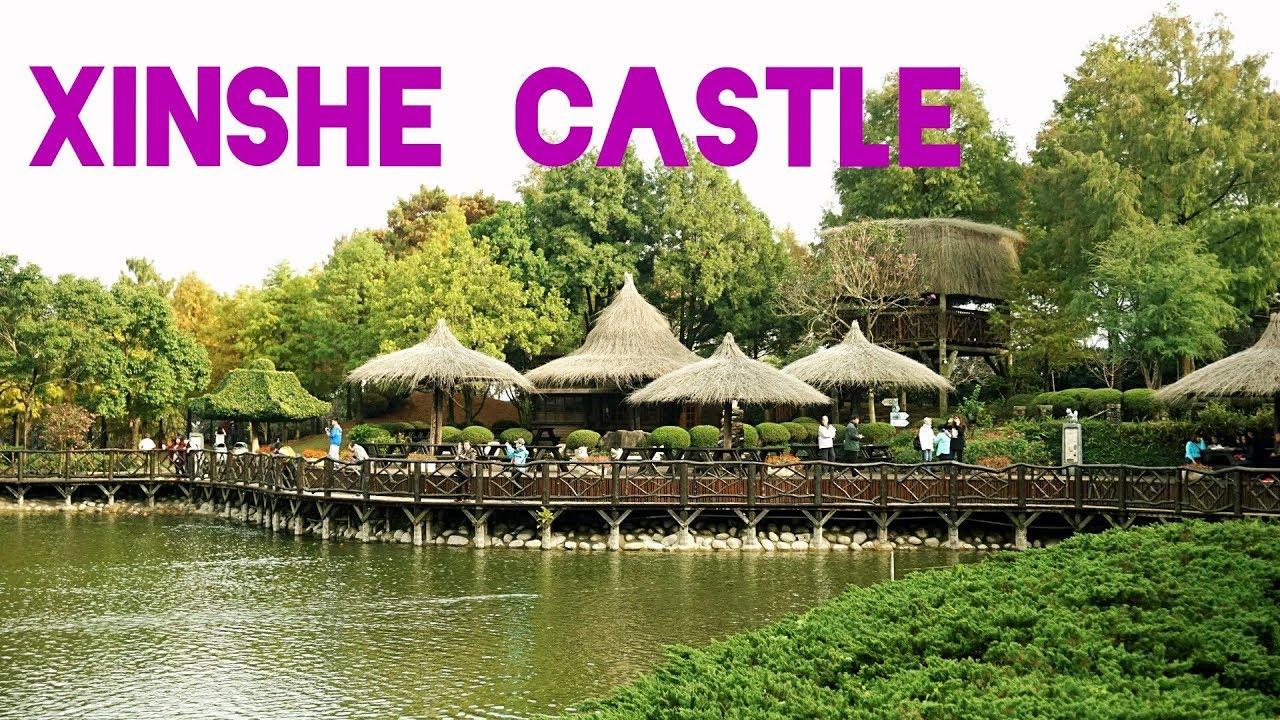 Xinshe Castle Taichung Bak Istana Tersembunyi Di Taiwan Youtube