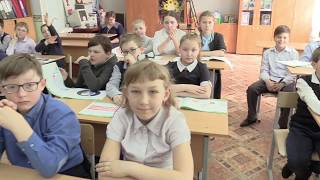 Обучения о безопасности в Интернете в МБОУ Веселёвской средней школе для средних  классов