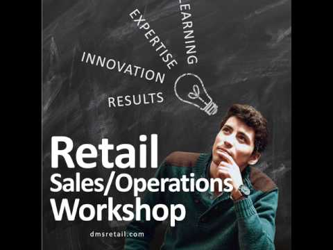 Retail Operations Management Workshop