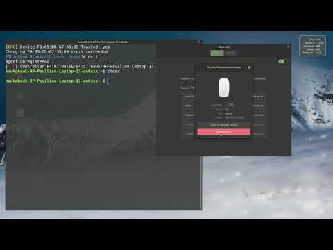 How To Set Up Bluetooth Mouse Properly On Linux