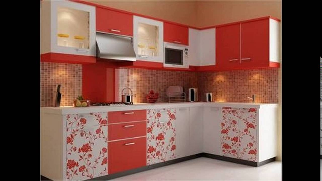 Kitchen trolleys design youtube for Kitchen trolley designs for small kitchens