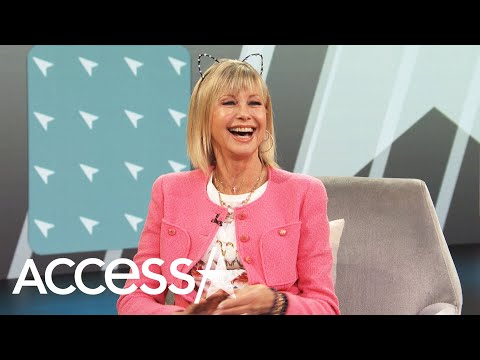 Olivia Newton-John Gives A Positive Cancer Update: 'I'm Doing Great!'