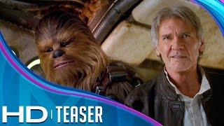 Star Wars: El Despertar de la Fuerza - Teaser Tráiler #2 - Subtitulado Español - HD