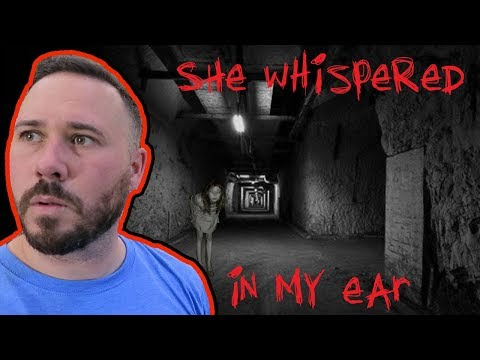 Haunted Secret Underground City (Ogden Tunnels) | OmarGoshTV