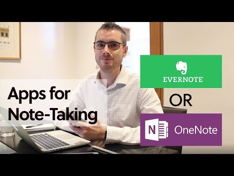 Apps For Note-Taking | Evernote, OneNote And Notability