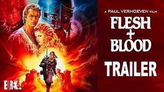 FLESH + BLOOD (Eureka Classics) New & Exclusive Trailer