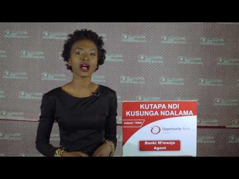 Agency Banking Chichewa 3