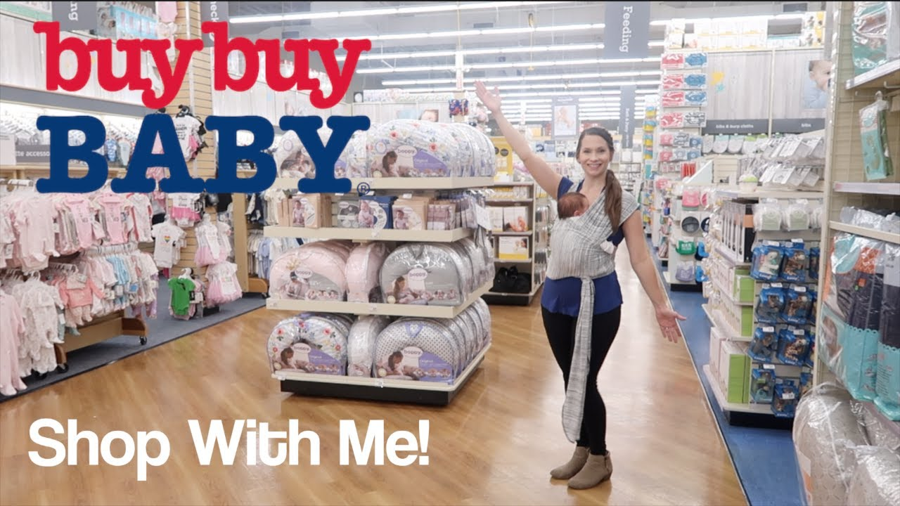 buybuy BABY Shop With Me!
