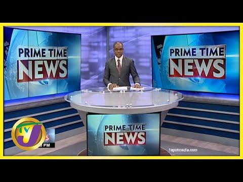Jamaican News Headlines   TVJ News - August 26 2021