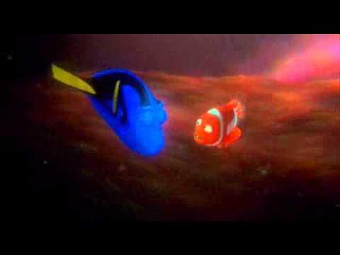 Le monde de nemo parler baleine 2 doris youtube - Nemo et doris ...