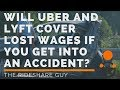 Will Uber and Lyft Cover Lost Wages if You Get Into an Accident?