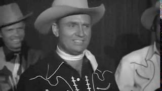 Gene Autry - Back in the Saddle Again in stereo!