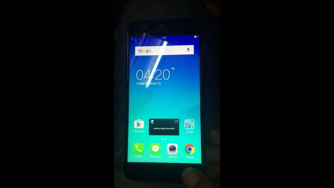Oppo A57 network unlock wtih write qcn file tested method