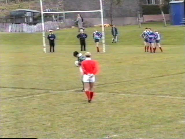 CLASSIC MATCH | Musselburgh vs Boroughmuir 1987-88