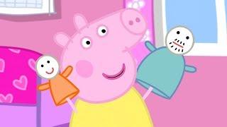 Peppa Pig Português Brasil - O teatro de fantoche da Chloe Peppa Pig