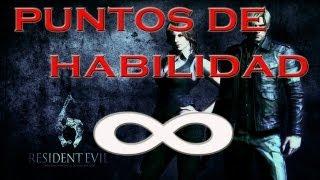 Resident Evil 6: Ilimitados Puntos de Habilidad (Unlimited Skill Points) [1080p]