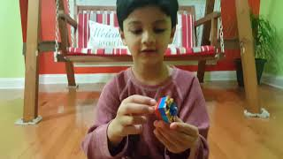How to make Bayblades from Lego - From kid  (Veer )to kid