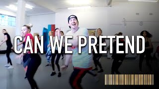 CAN WE PRETEND - Pink & Cash Cash | Beginner Commercial Dance CHOREOGRAPHY