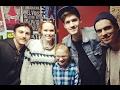 Capture de la vidéo Piper From Kids Interview Bands Talks With Royal Teeth
