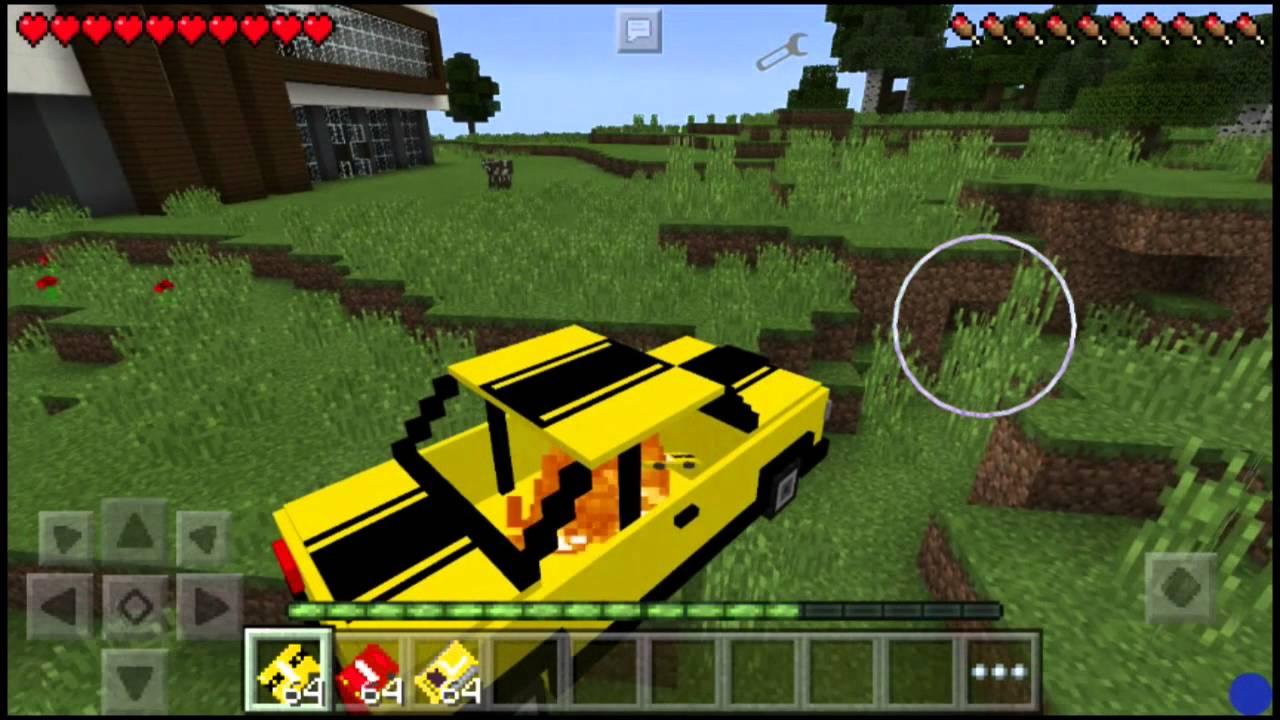 Mods Car For Minecraft Pocket Edition Installation Guide YouTube - Wie installiert man skins fur minecraft