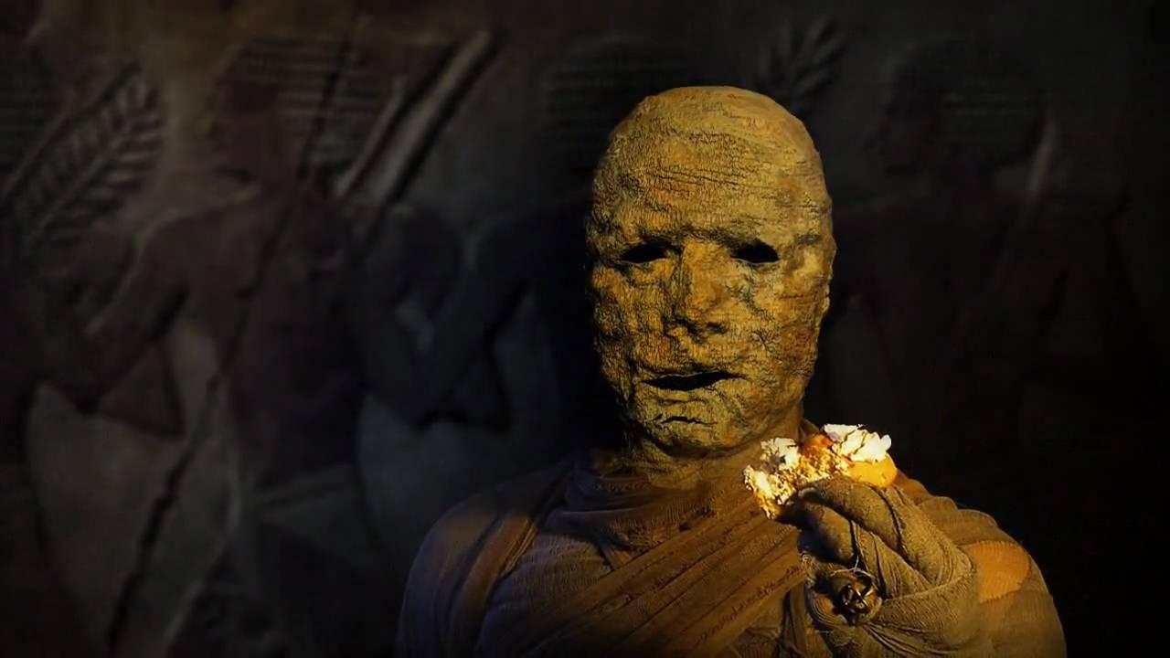 The Mummy 4 Trailer - YouTube