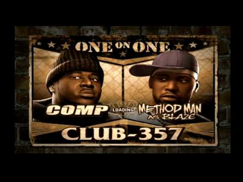 Def Jam Fight For NY (Request) - Comp vs Method Man (Hard)
