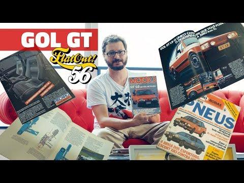 Gol GT: como o esportivo salvou o próprio Gol de ser o grande fiasco da VW |  FlatOut 56