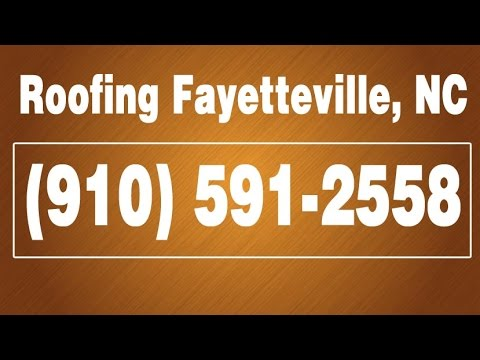 Roofing Fayetteville NC