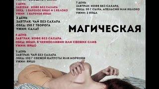 Диета Монтиньяка: меню на неделю и месяц, отзывы