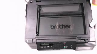 Unboxing Brother MFP DCP-T510W RTS A4 USB/WiFi/27ppm