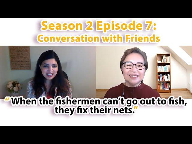 Season 2 Ep 7 conversation with Parizad Patel Srivastava, NJ, USA